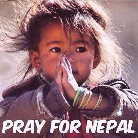 preghiere per il Nepal