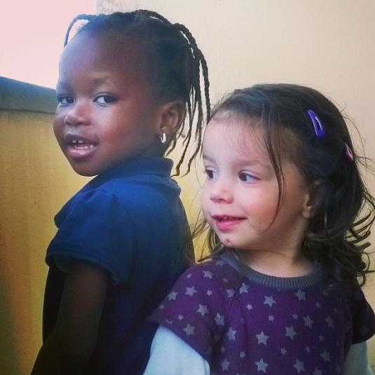 1 maggio 2015 Khadi e Viola1