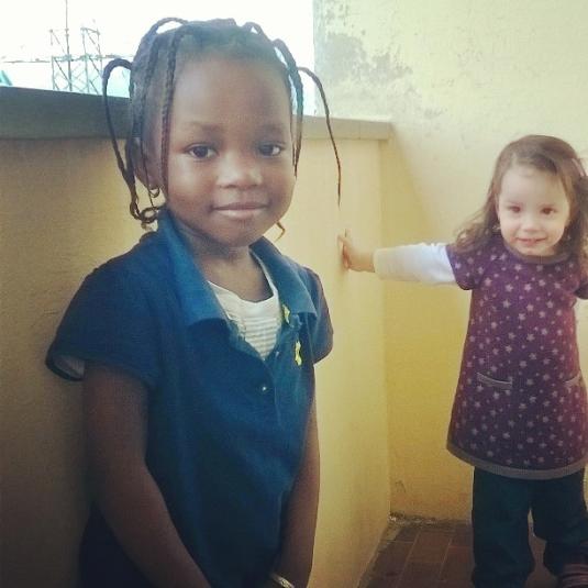1 maggio 2015 Khadi e Viola3