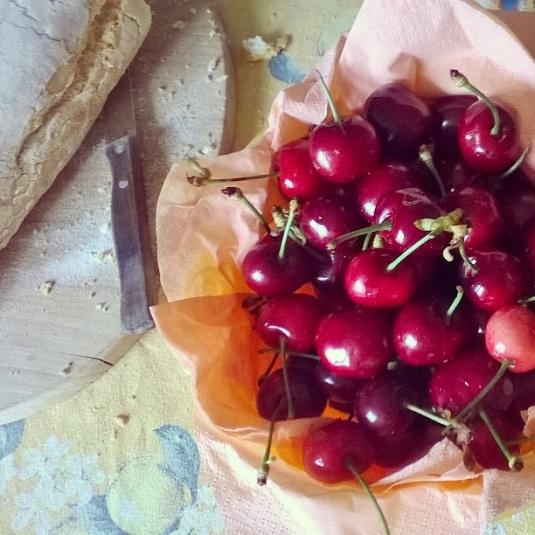 23 maggio 2015 pane e ciliegie