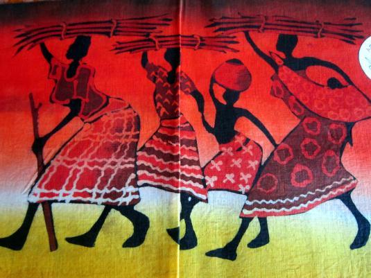 Batik 6 donne