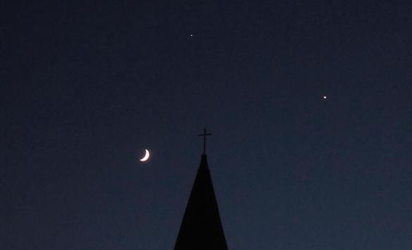 20 Luna e stelle