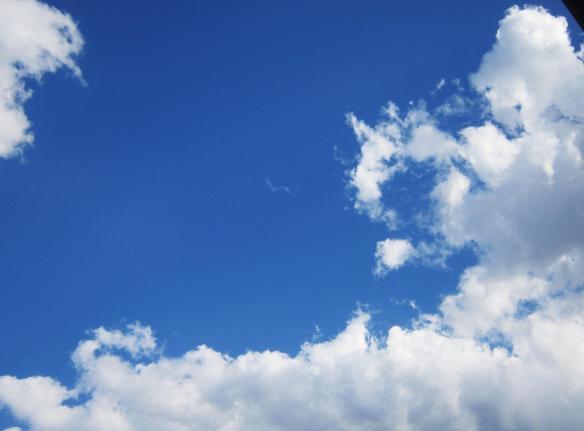 20 nuvole nel blu