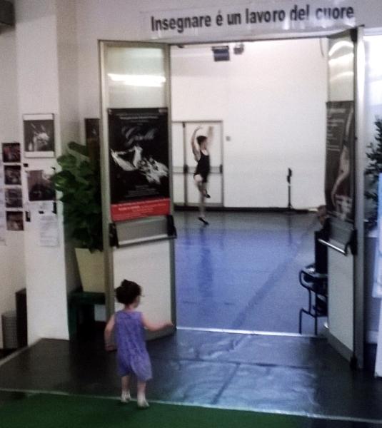23 Viola alla scuola di danza