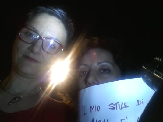 28.7.2015 selfie con Paola