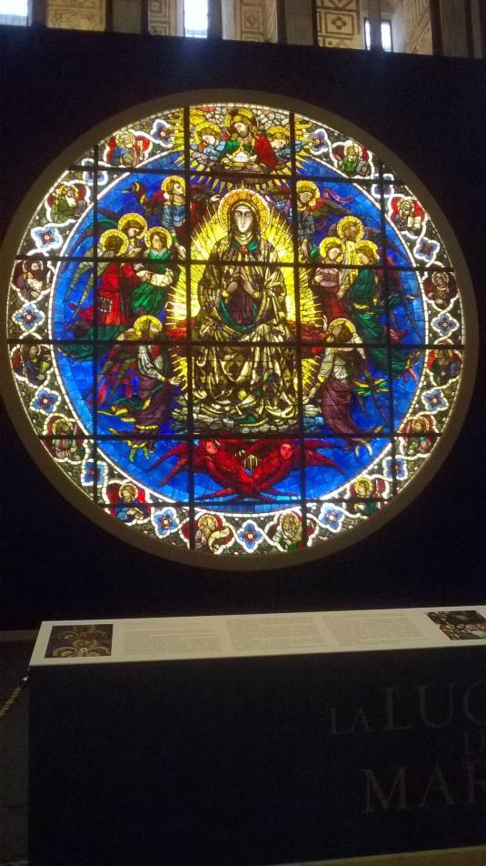 4 La luce di Maria