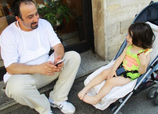 6 chiacchiere con Tato Pane