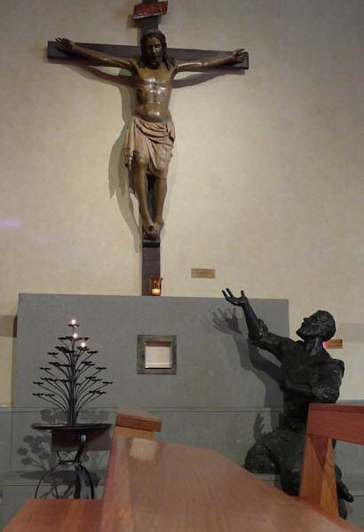 Chiesa di San Carlo il Crocifisso Orcagna