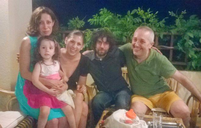 12.8.2015 CateViolaFraSimoSandro