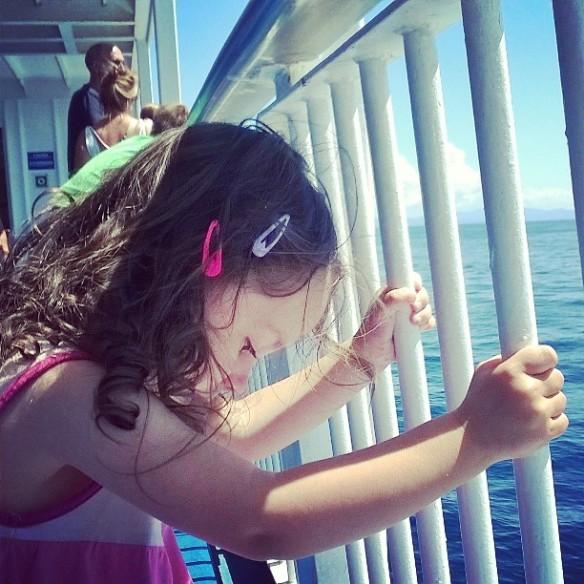 19 agosto 2015 sulla nave