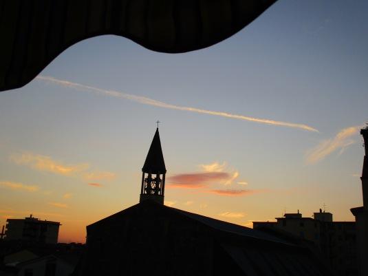 11 settembre 2015 tramonto