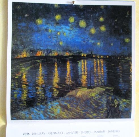 1.1.2016 Van Gogh