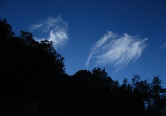 11 agosto 2016 nuvole