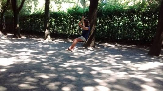 26 agosto 2016 gioco al parco di Pinocchio2