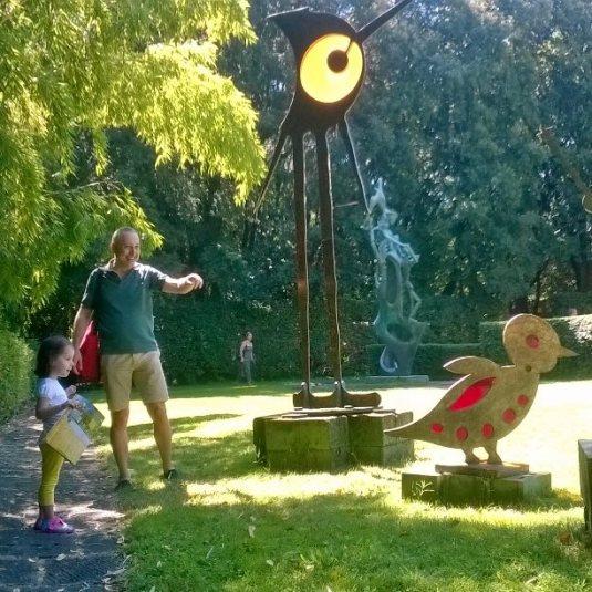 26 agosto 2016 Sandro e Viola al parco di Pinocchio2