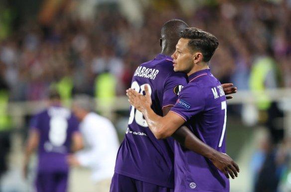Fiorentina 5 - Qarabag 1