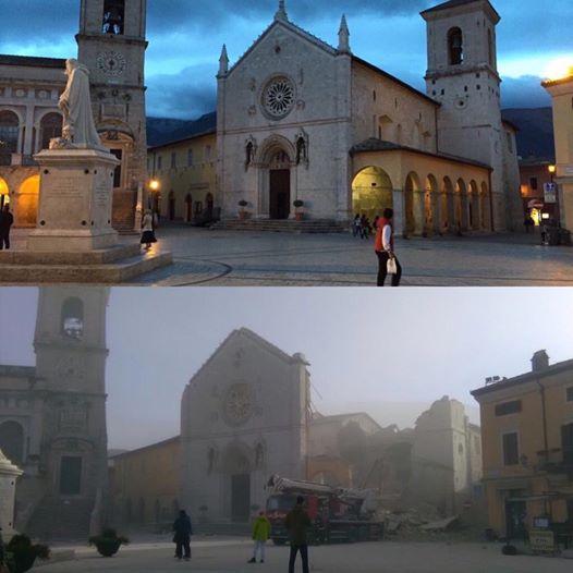 30-ottobre-2016-terremoto-6-5-distrugge-basilica-di-san-benedetto-a-norcia