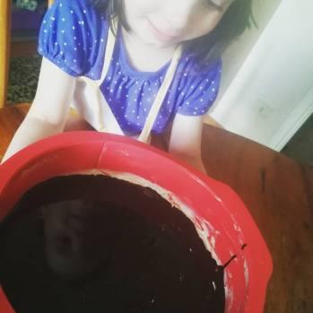 13 luglio uno specchio di cioccolato