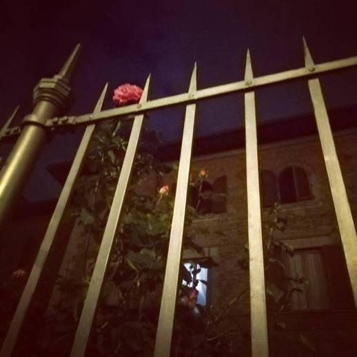 22.11.2017 davanti casa di Fulvio