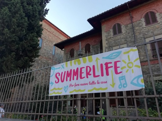 Summerlife a San Jacopino